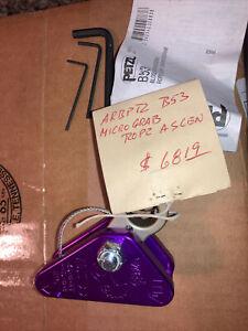 petzl B53 Micro Grab rope grab cam