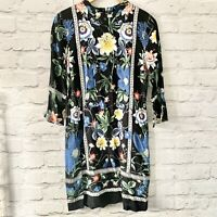 WAREHOUSE Dress Size 10 FLORAL | SMART Occasion WEDDING Cruise RACES