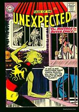 Tales Of The Unexpected #21 VF 8.0 White