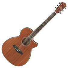 Ibanez Aeg8emh-opn Electro Acoustic Guitar Open Pore Natural EX Display