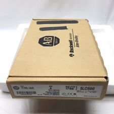 New Sealed Allen Bradley 1746-IA8 /A SLC 500 8-Channel 120V AC Digital Input Qty