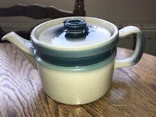 Vintage Wedgwood Blue Pacific Tea Pot