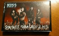 Vintage Kiss Smashes, Thrashes & Hits Cassette, 1988, COOL!  Rock and Roll!