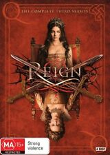 Reign : Season 3 (DVD, 2016, 4-Disc Set)