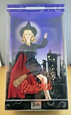 Elizabeth Montgomery as Samantha Stevens in Bewitched TV Show Barbie Doll 2001