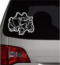 "Car 6/"" x 7/"" Wall.. Vinyl Decal Sticker Pokemon 146 Moltres Window"