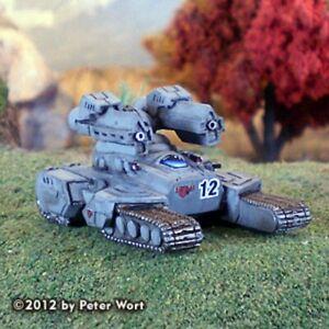 Carnivore Assault Tank (2) - 20-5049 - BattleTech / MechWarrior (New)