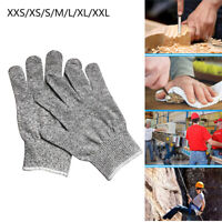 Safety Cut Proof Steel Wire Metal Mesh Butcher Garden Gloves Quality Hot Sale