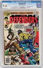 The Defenders #37 (Jul 1976 Marvel) Cgc 9.8 Nm/Mt Gil Kane & Mike Esposito cover