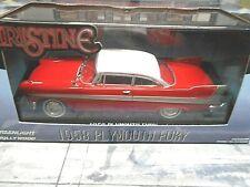 PLYMOUTH Fury 1958 TV Movie Kino Filmauto Christine S. King Greenlight 1:43