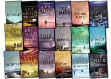 Jack Reacher ,Lee Child (audio books and electronica books) all in description