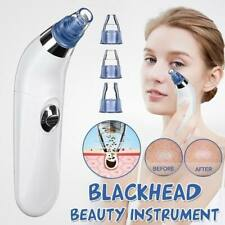 Electric Blackhead Vacuum Acne Cleaner Pore Remover Face Suction Dermabrasion