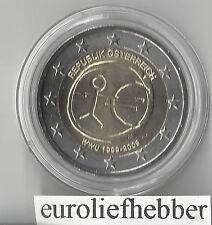 Oostenrijk   2 Euro 2009   EMU  10 Jaar Euro  IN STOCK