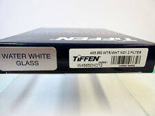 """New White Water Tiffen 4x5.65"""" ND1.2 Glass Filter Neutral Density W45650ND12"""