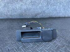 MERCEDES W117 CLA45 CLA250 AMG REAR TRUNK HANDLE VIEW CAMERA OEM