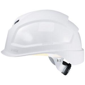 Uvex pheos Bauhelm Robuster Schutzhelm für Bau & Industrie Arbeitsschutzhelm