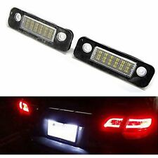 Lighting Plate LED Ford Fusion/8 2002-12/2012 Plate Lights Xenon White