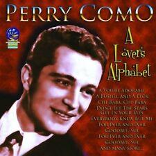 Perry Como - A Lover'S Alphabet [New CD]