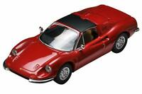 TOMYTEC Tomica Limited Vintage 1/64 TLV Dino 246GTS Red w/ Tracking NEW