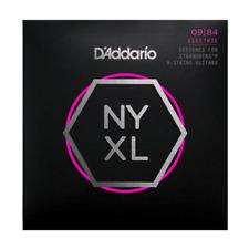 D'Addario NYXL0984SB Electric Guitar Strings 8-String Strandberg gauges 9-84