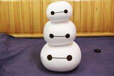 2015 New White BIG HERO 6 BAYMAX ROBOT Plush Stuffed Toy Dolls Car Decor  20cm
