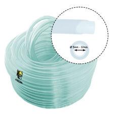 PVC Schlauch Ölschlauch Benzinschlauch Luftschlauch Wasser Profi Öl 5mm-12mm