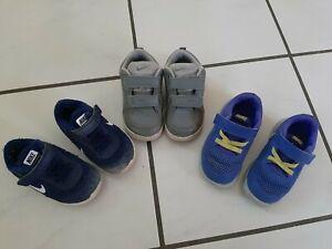 3 Paar Nike  Schuhe/Sneaker Gr.23,5   Schaut mal rein!!!