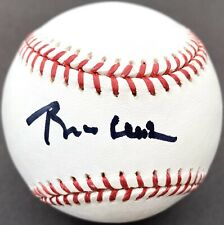 42nd PRESIDENT BILL CLINTON SIGNED OFFICIAL RAWLINGS MLB BASEBALL w/JSA RARE
