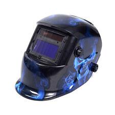 Solar Welder Auto-Darkening Welding Helmet Arc Tig mig Certified Mask Grinding