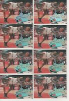 Dennis Rodman The Worm 8 Card Lot 1998 Ultra!! Last Dance Chicago Bulls!!
