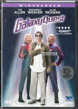 New Galaxy Quest (Dvd) Tim Allen, Sigourney Weaver, Alan Rickman, Sci-Fi Comedy