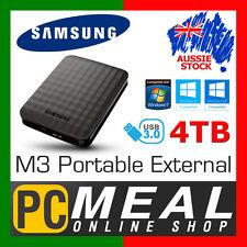 "Maxtor M3 4TB USB 3.0 Portable External Hard Drive Thinnest PC Mac 2.5"" Seagate"