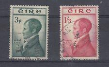 Ireland 1953 Robert Emmet Set SG156/157 VFU J6340