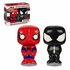 Spider-Man and Venom POP! Home Salt and Pepper Shaker Set - 1st Classe Super Rapide