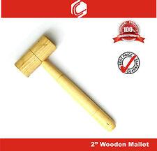 BULLWARK 2inch (50mm) Wooden Mallet