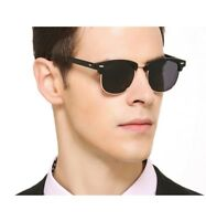 Discount Ray-Ban Clubmaster Classic Sunglasses Men's Fashion Women's Sunnies Hot