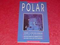 [BIBLIOT. H.& P.-J. OSWALD] Revue POLAR # 8 (IVe) Dossier PROVINCE HOMICIDE 1992