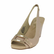 High (3 in. and Up) Canvas Slingbacks Sandals & Flip Flops for Women