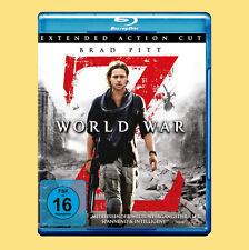 ••••• World War Z (Brad Pitt) (BluRay)