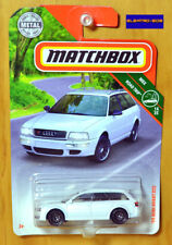 Matchbox '94 Audi RS2 Avant Wagon [White] Quattro 2018 - New/Sealed/XHTF [E-808]