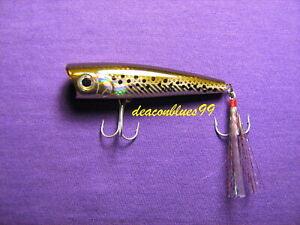 Dieter Eisele Fishing Bait Original Rubber Makk 3St Pink with Glitter Size 6//0
