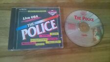 CD Pop Police - Live USA (11 Song) LIVE & ALIVE