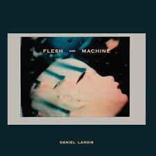 Daniel Lanois Flesh And Machine Vinyl LP Inc CD NEW