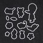 Animals Metal Cutting Dies Stencil Scrapbook Paper Cards Craft Embossing DIY