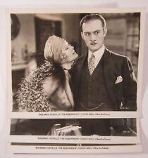 Original Photo Dolores Costello Conrad Nagel The Redeeming Sin Movie Still 1929