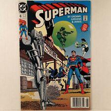 Superman - No. 46 - DC Comics Inc. - August 1990 - No Reserve!
