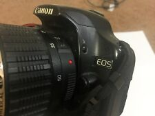 Canon EOS Rebel T1i / EOS 500D 15.1MP Digital SLR Camera with Battery Grip