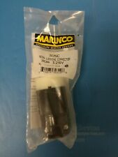 NEW 305C, Marinco, 30A Connector, Locking L5-30R