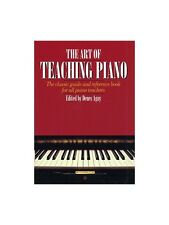 The Art Of Teaching Piano Learn to Play Christmas Present Gift MUSIC BOOK Piano