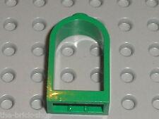 LEGO pirates ARMADA FLAGSHIP 6280 6291 green window 30044